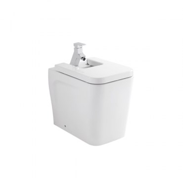 bidet c/fori per coperchio advance