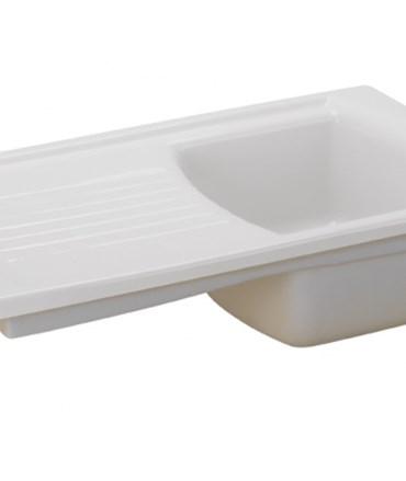 Lavello da cucina una vasca lusitano
