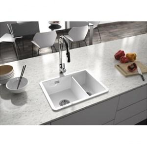 Lavello Cucina 2 Vasche Senza Gocciolatoio.Lavello Cucina In Ceramica Vendita Online