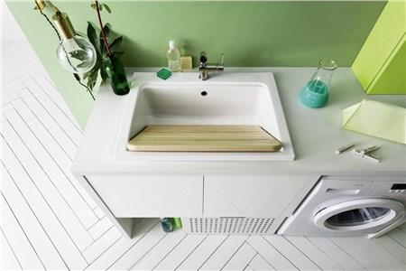 Lavatoio Da Esterno Ceramica.Il Lavatoio Elemento Indispensabile Tra Gli Arredi Lavanderia
