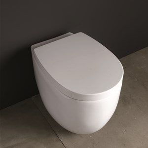 wc senza brida boston s/p