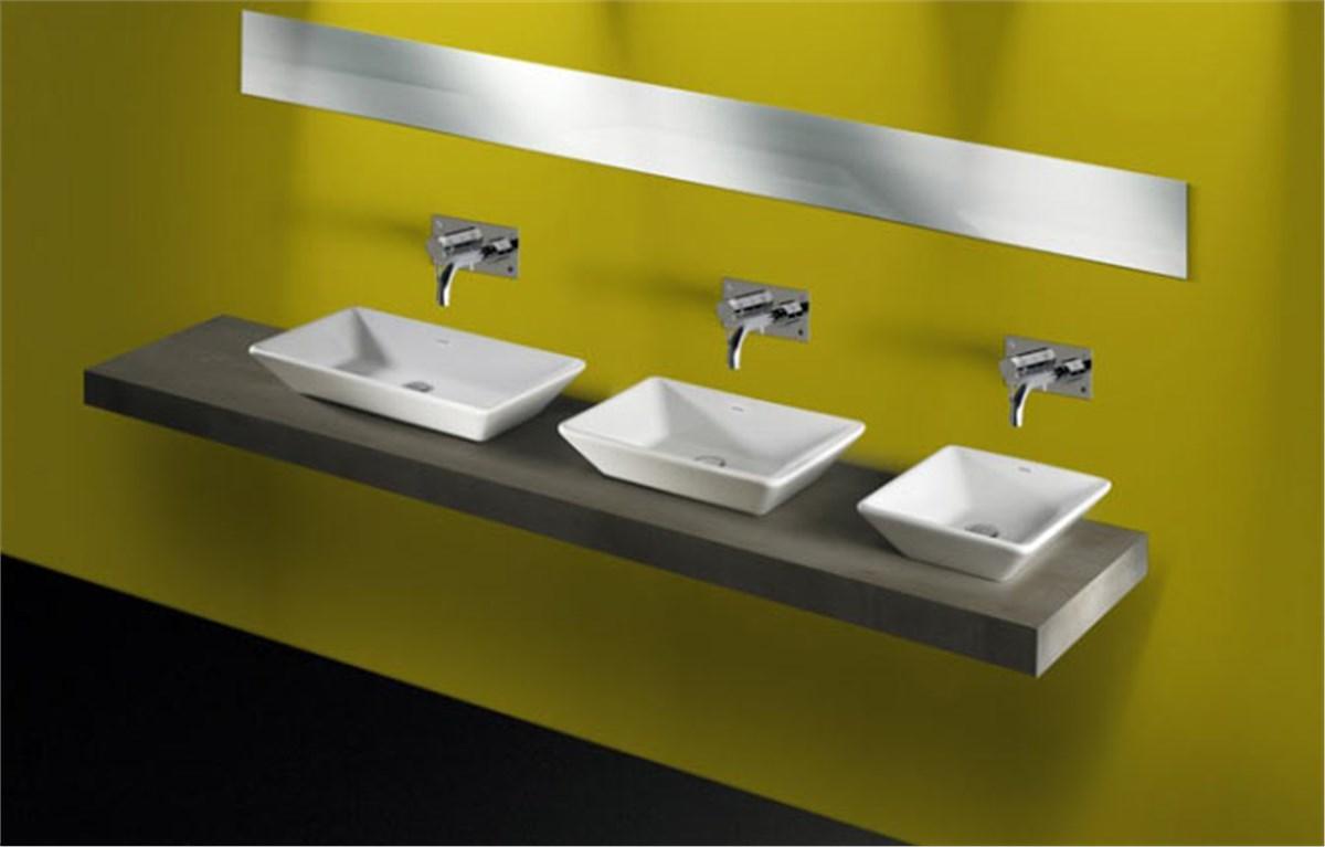 Come Pulire Il Mineralmarmo il lavabo protagonista del bagno